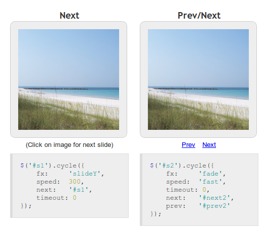 Do a a lot of cool stuff with jquery